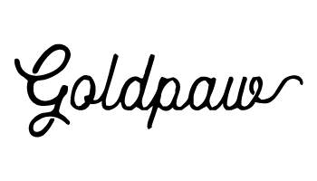 goldpaw pet supplies logo